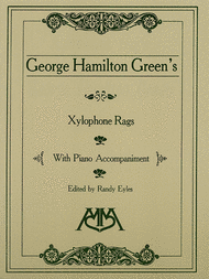 Xylophone Rags Sheet Music by George Hamilton Green