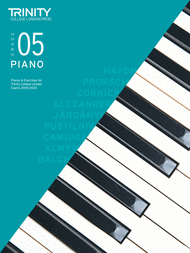 Piano Exam Pieces & Exercises 2018-2020: Grade 5 (book only) Sheet Music by Trinity College London