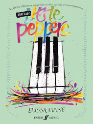 Very Easy Little Peppers Sheet Music by Elissa Milne