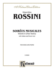 Soirees Musicales (4 Duets)