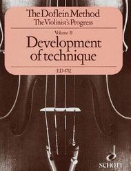 The Doflein Method Volume 2 Sheet Music by Elma Doflein