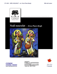 Noel nouvelet Sheet Music by Traditional