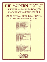 The Modern Flutist Sheet Music by Albert Andraud