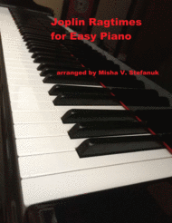Scott Joplin Easy Piano Classics Sheet Music by Scott Joplin