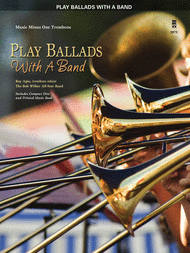 Play Ballads with a Band Sheet Music by Roy Agee