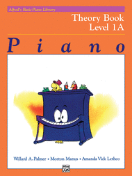 Alfred's Basic Piano Course Theory