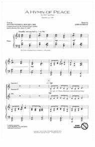 A Hymn Of Peace Sheet Music by John Purifoy
