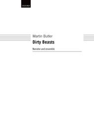 Dirty Beasts Sheet Music by Martin Butler