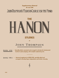 The Hanon Studies - Book One Sheet Music by Charles-Louis Hanon