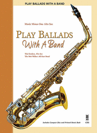 Play Ballads with a Band Sheet Music by Various