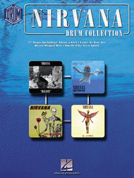 Nirvana Drum Collection Sheet Music by Nirvana