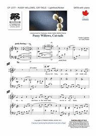 Pussy Willows and Cat-tails (SATB) Sheet Music by Gordon Lightfoot