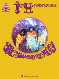 Are You Experienced? Sheet Music by Jimi Hendrix