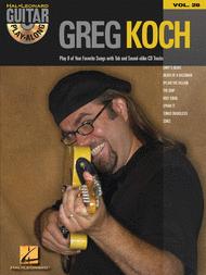 Greg Koch Sheet Music by Greg Koch