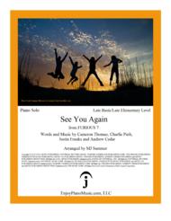 See You Again - FURIOUS 7
