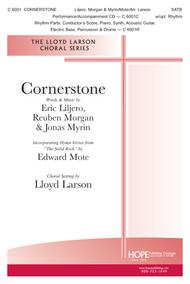 Cornerstone Sheet Music by Liljero