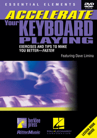 Accelerate Your Keyboard Playing Sheet Music by Dave Limina