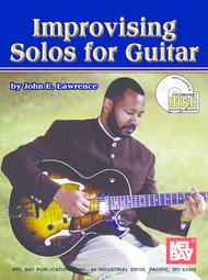 Improvising Solos for Guitar Sheet Music by John E. Lawrence