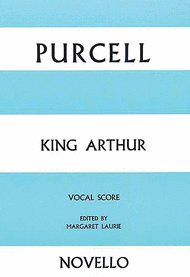 King Arthur Sheet Music by Henry Purcell