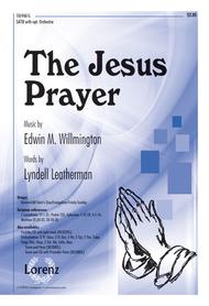 The Jesus Prayer Sheet Music by Edwin M. Willmington