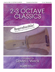 2-3 Octave Classics (Reproducible) Sheet Music by David L. Weck