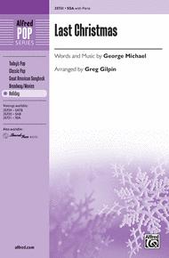 Last Christmas Sheet Music by George Michael