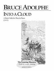 Into a Cloud Sheet Music by Bruce Adolphe
