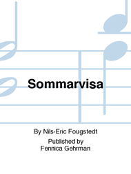 Sommarvisa Sheet Music by Nils-Eric Fougstedt