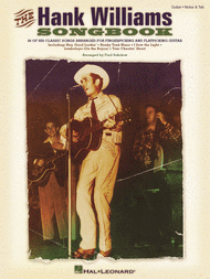 The Hank Williams Songbook Sheet Music by Hank Williams