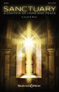Sanctuary Sheet Music by Joseph M. Martin