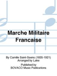 Marche Militaire Francaise Sheet Music by Camille Saint-Saens