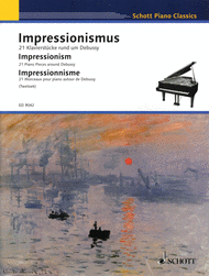 Impressionism Sheet Music by Various