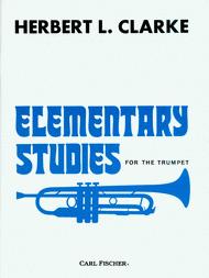 Elementary Studies Sheet Music by Herbert Clarke