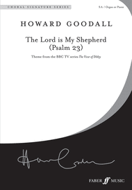 The Lord Is My Shepherd (Psalm 23) Sheet Music by Howard Goodall