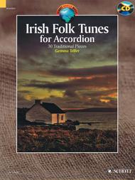Irish Folk Tunes for Accordion Sheet Music by Traditional