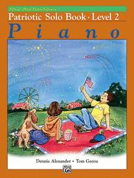 Alfred's Basic Piano Course Patriotic Solo Book