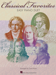 Classical Favorites Sheet Music by Various