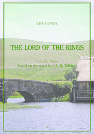 Suite 'The Lord of the Rings' Sheet Music by Lena Orsa