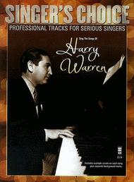 Sing the Songs of Harry Warren Sheet Music by Harry Warren