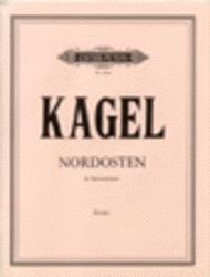 Die Stucke der Windrose: Nordosten Sheet Music by Mauricio Kagel