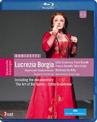Lucrezia Borgia Sheet Music by Gruberova; Breslik; Vassallo; Coote