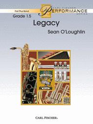 Legacy Sheet Music by Sean O'Loughlin