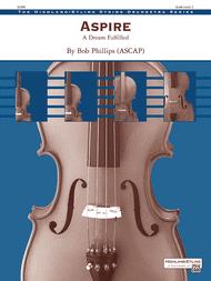 Aspire Sheet Music by Bob Phillips
