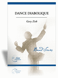 Dance Diabolique Sheet Music by Gary Ziek