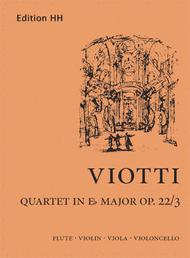 Quartet in E flat major Sheet Music by Giovanni Battista Viotti