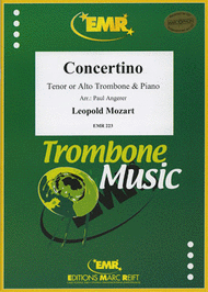 Concertino Sheet Music by Leopold Mozart