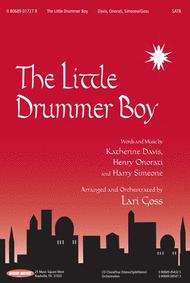The Little Drummer Boy Sheet Music by Lari Goss