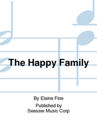 The Happy Family Sheet Music by Elaine Fine