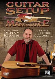 Guitar Setup & Maintenance Sheet Music by Denny Rauen