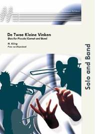 De Twee Kleine Vinken Sheet Music by Henri Kling